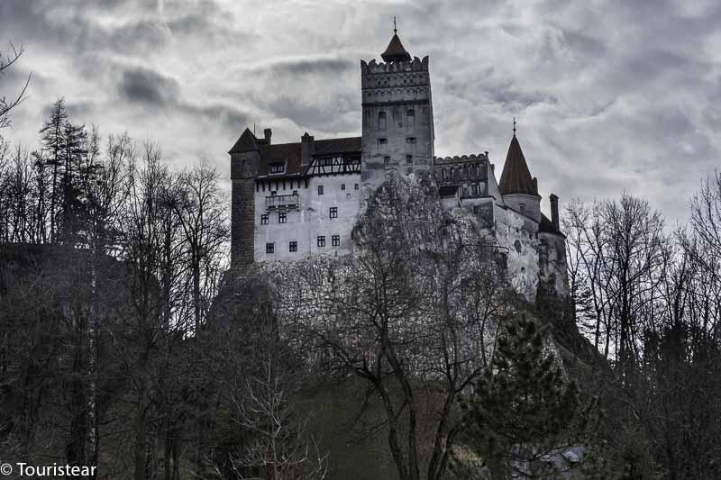 Bucarest Transilvania - dark tourism, castillo de Dracula, Rumania