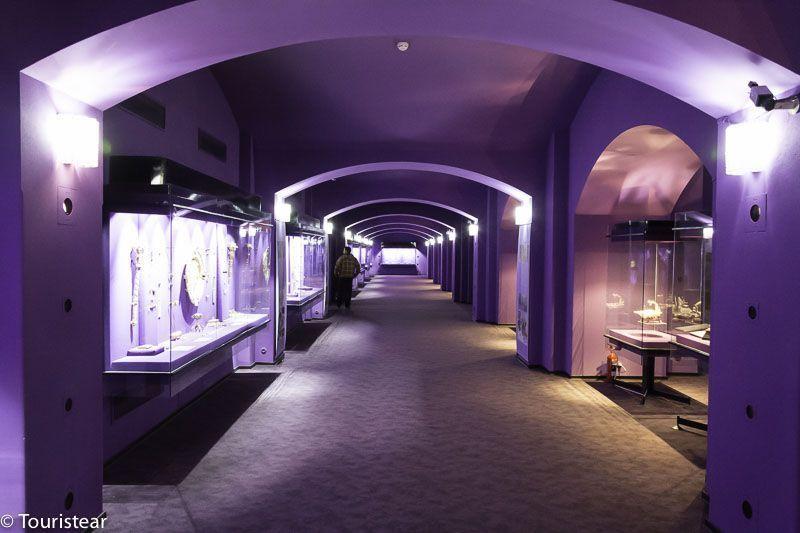 Museo Historia Tesoros Bucarest