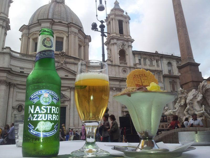Piazza Navona, Rome's must-haves