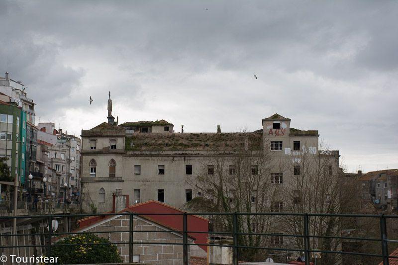 Asilo abandonado de Vigo