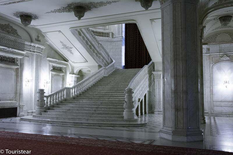 Bucarest parlamento, rumania