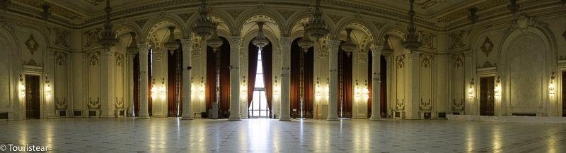 Bucarest parlamento salon, que ver en bucarest, rumania