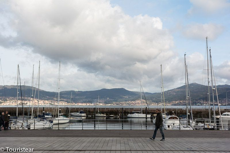 Club nautico Vigo