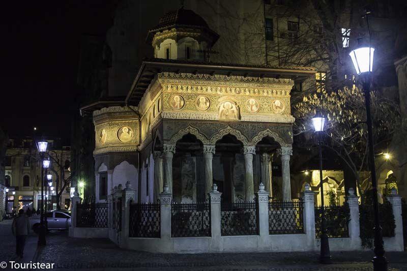 Iglesia Stavropoulos Bucarest