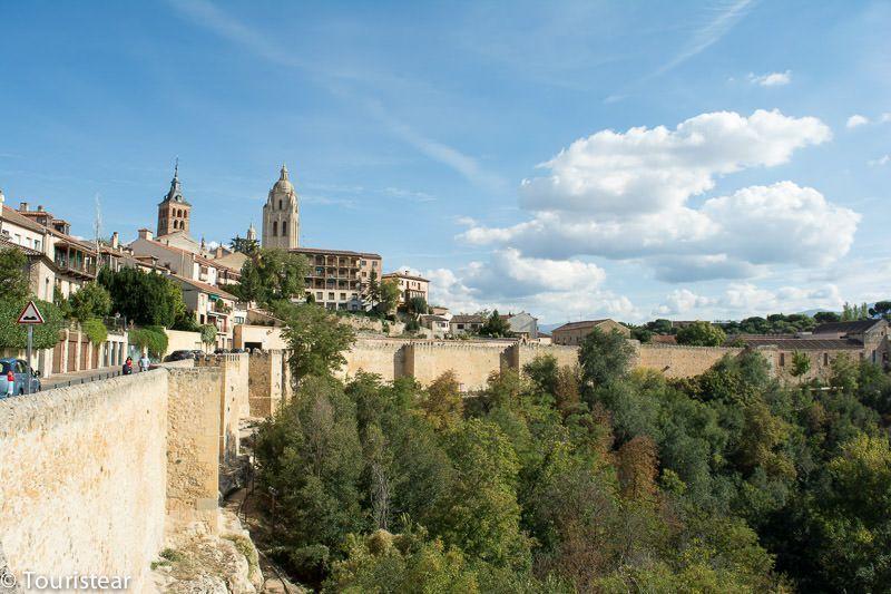 Muralla Segovia