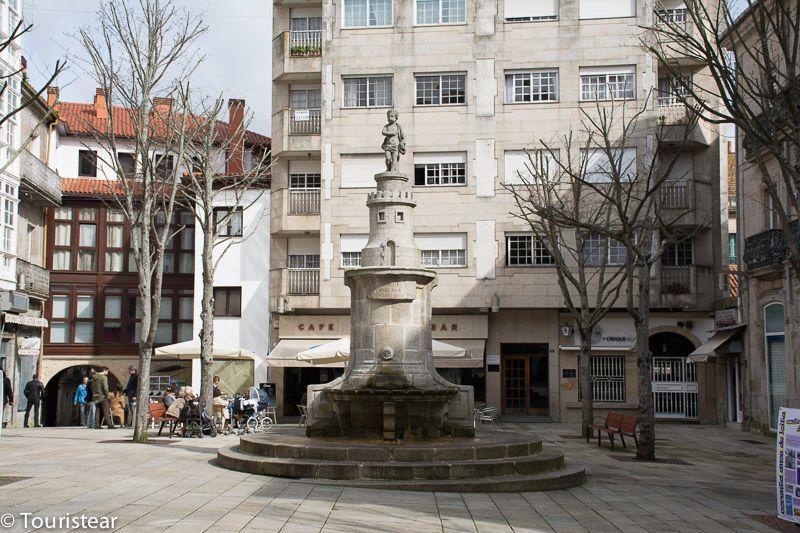 Plaza Princesa Vigo