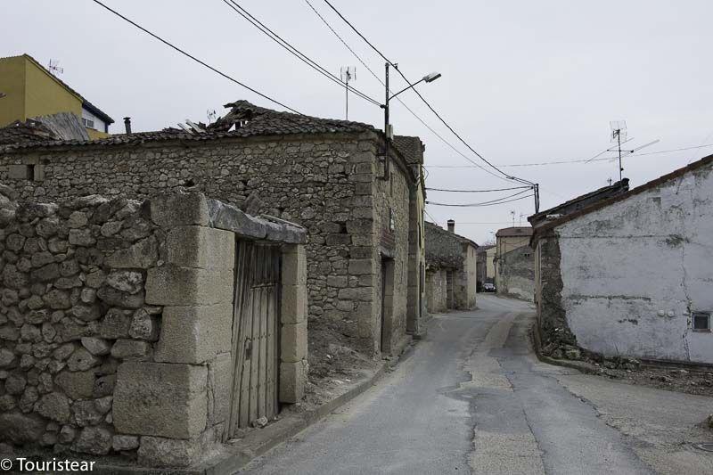 Sacramenia Calle Real Cordero