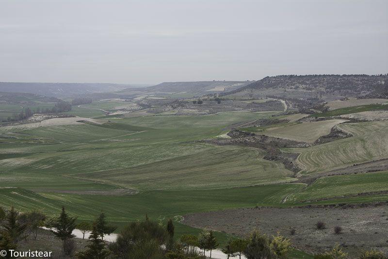 Sacramenia vista ermita
