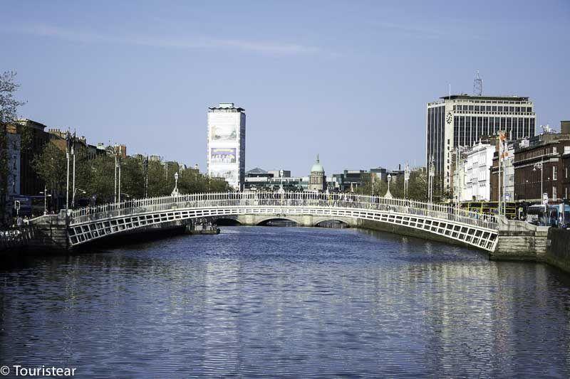 Que ver en Dublin en un fin de semana. Día 1 Viernes