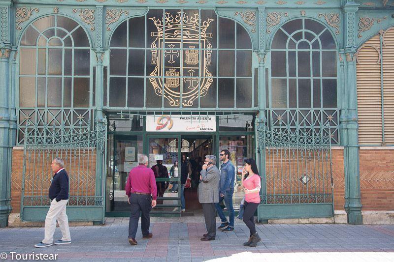 Mercado abastos Palencia
