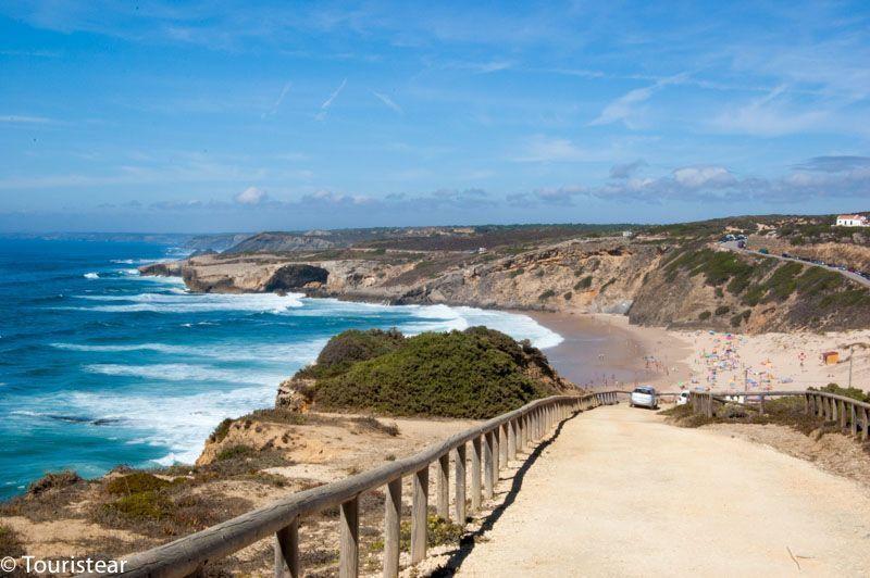 Playas del algarve portugal Monte de Clérigo