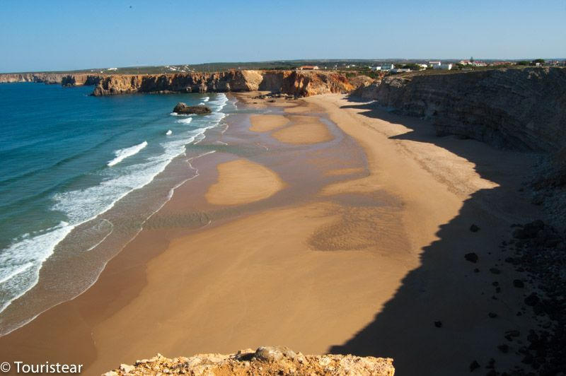 Playas del algarve portugal, Praia do Tonel