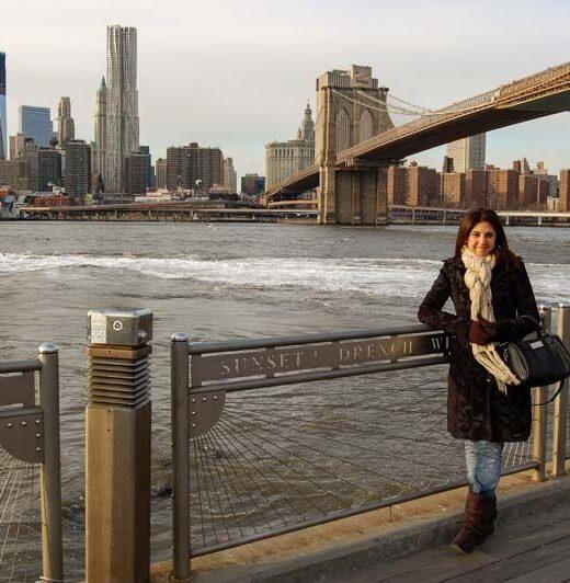 Puente de Brooklin - Nueva York