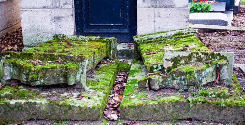Pere lachaise, Paris cemetery