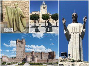 Que ver en Palencia y Medina del Campo en 1 día? [Mini RoadTrip]