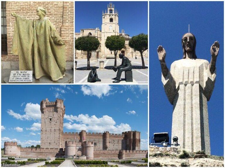 Que ver en Palencia y Medina del Campo en 1 día [Mini RoadTrip]