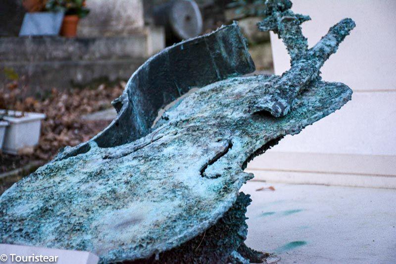 Cementerio, pere lachaise, paris
