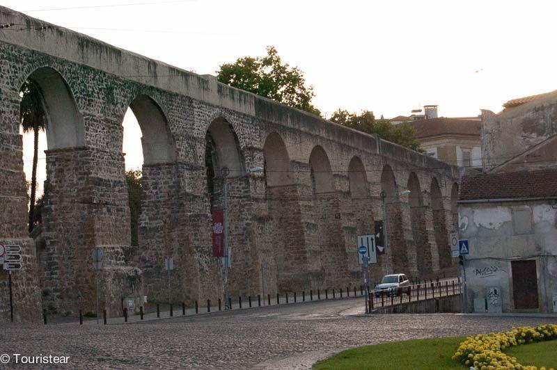 Coimbra Acueducto
