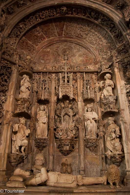 Coimbra Monasterio Santa Cruz