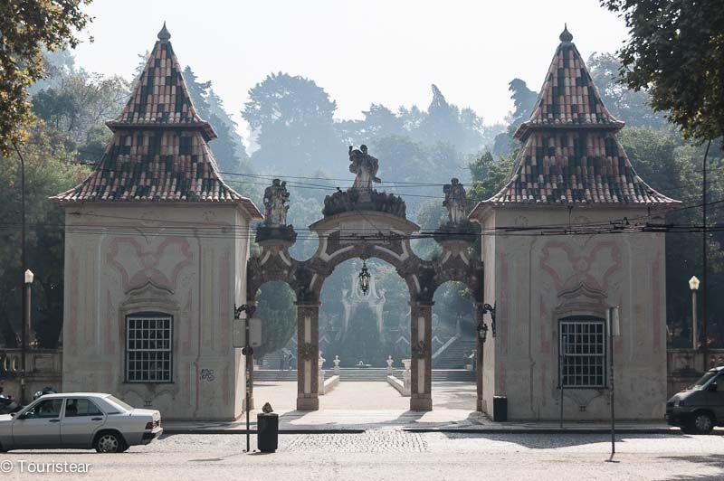 Coimbra Parque Santa Cruz