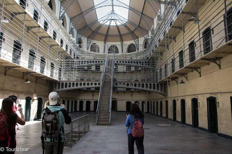 Kilmainham Gaol. Un imprescindible de Dublin