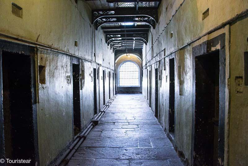 Kilmainham Gaol Corredor 3
