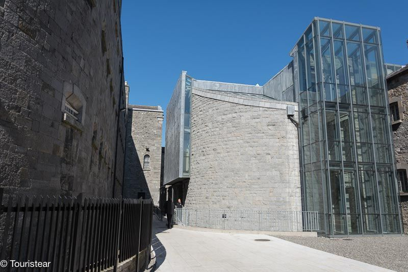 Kilmainham Gaol Entrada