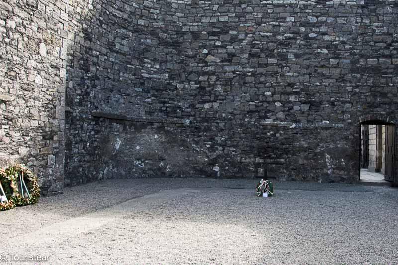 Kilmainham Gaol Patio 1