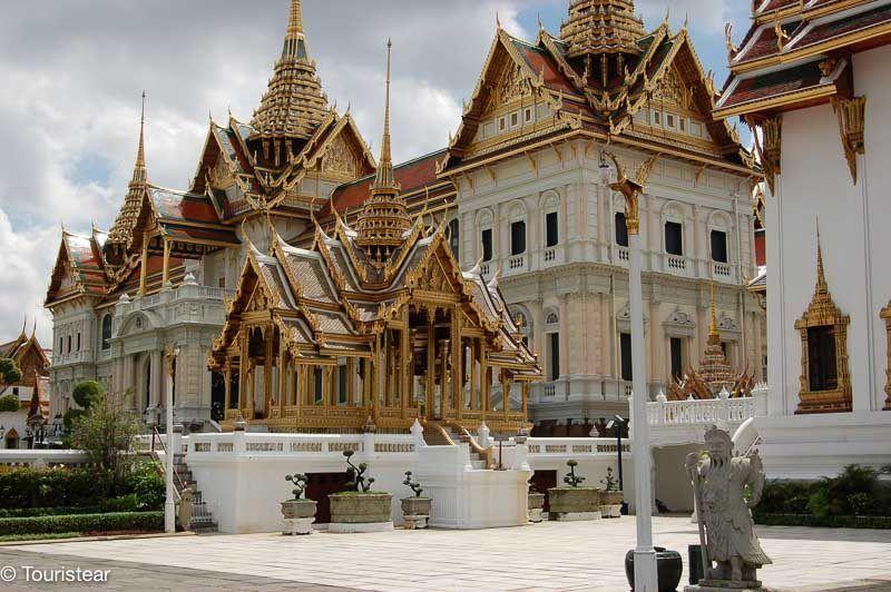 Bangkok. Una ciudad que no te dejará indiferente.