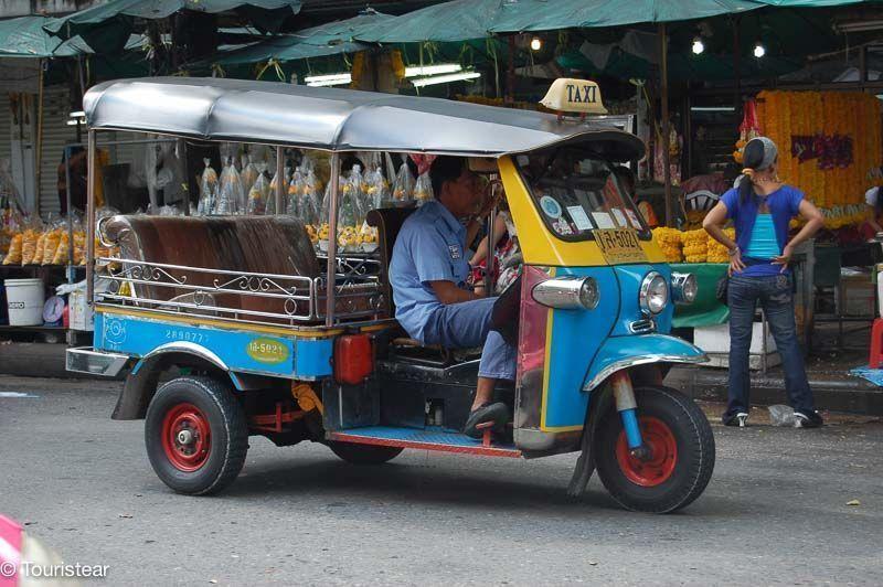 Bangkok Tuc Tuc