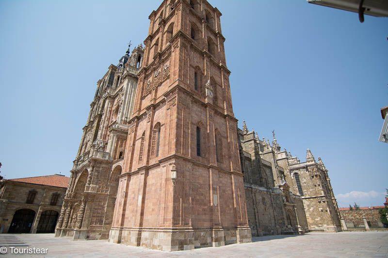 Las Médulas Astorga Catedral