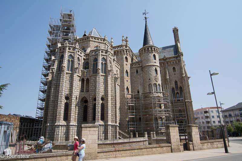 Las Médulas Astorga Palacio Episcopal