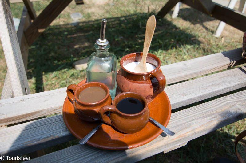 Las Médulas cafe puchero