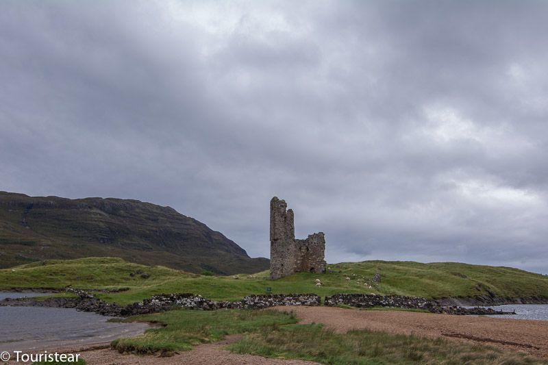 Ardvrek Castle, North Coast 500