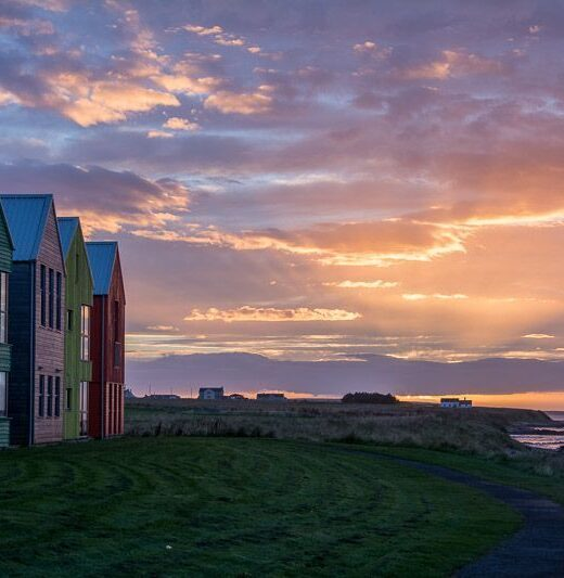 John O'Groats, North coast 500
