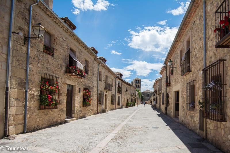 Las calles de Pedraza