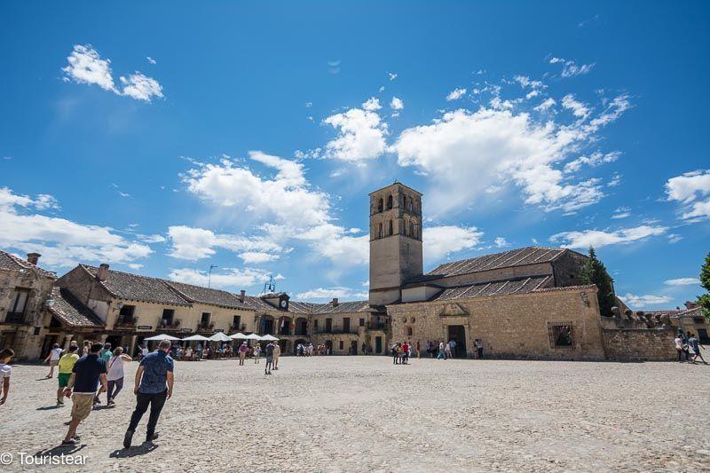 Pedraza Plaza Mayor