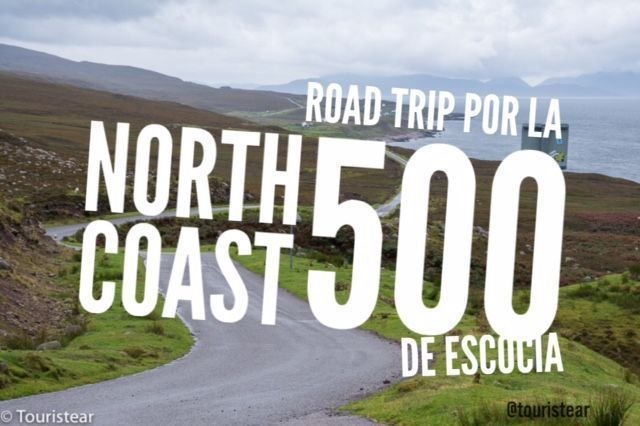 North Coast 500 Escocia