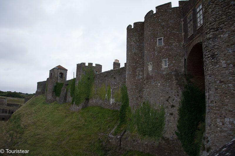 Castillo de Dover, Inglaterra