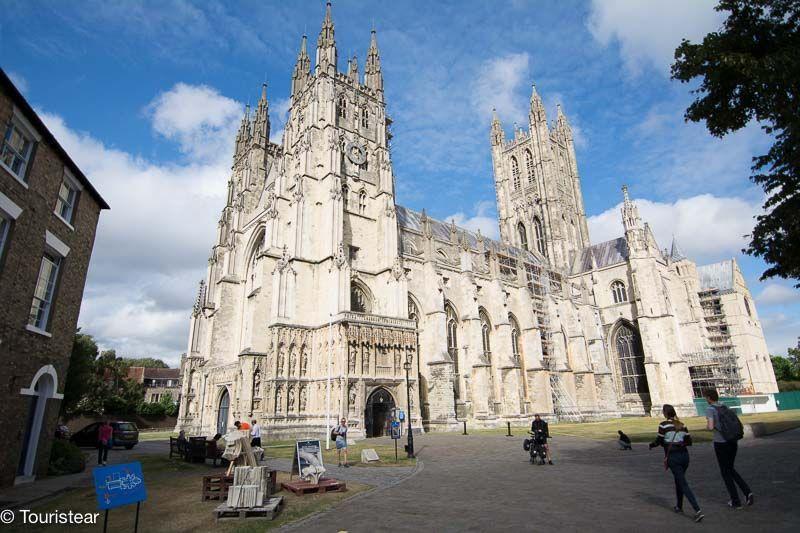 Catedral de Canterbury inglaterra