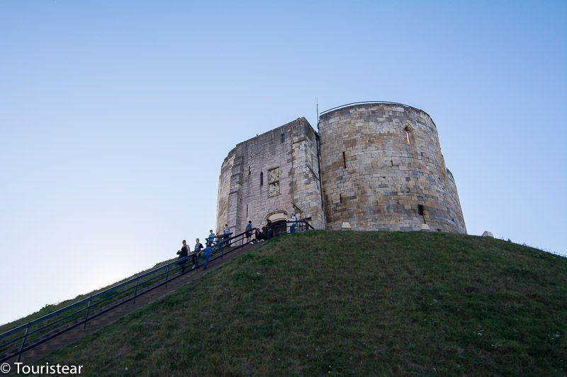 cliffor-tower- Tramo Cambridge - York