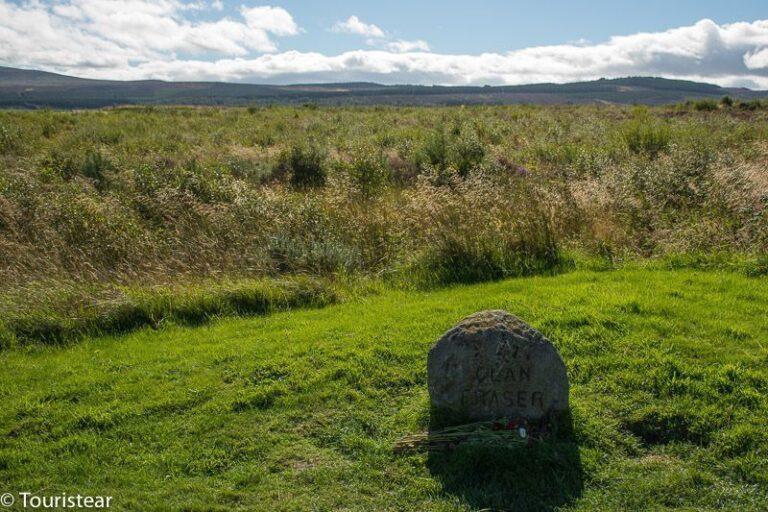 Lugares donde se rodó Outlander en Escocia + MAPA
