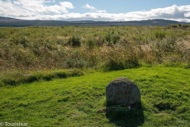 culloden battlefield, Escocia, outlander