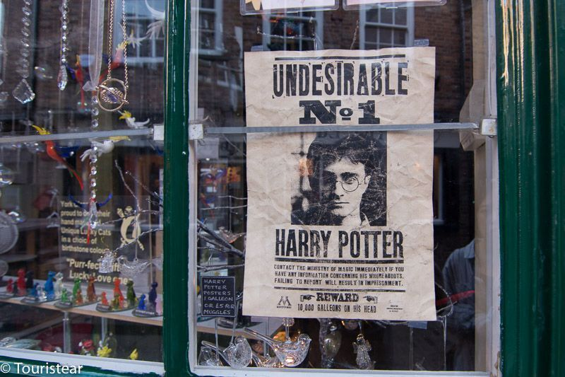 harry-potter-york- Tramo Cambridge - York