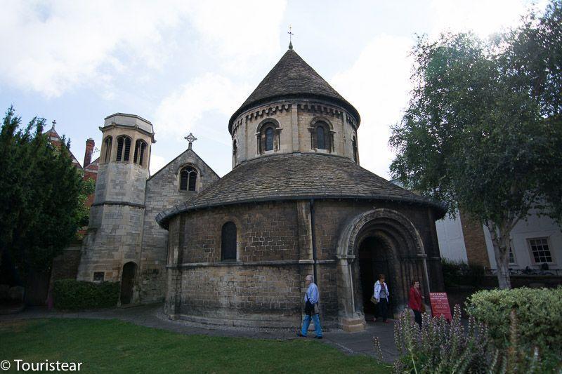 iglesia redonda cambridge