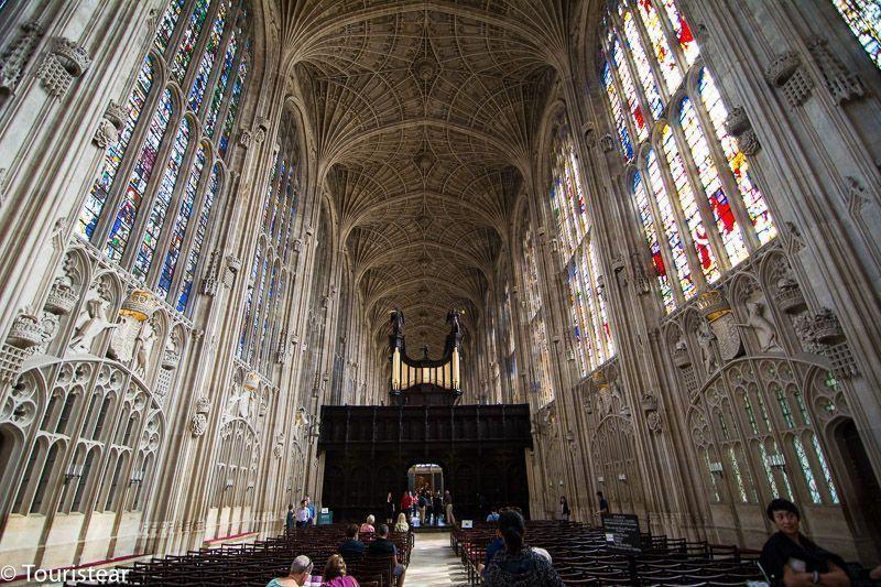 king-college-chapel - cambridge