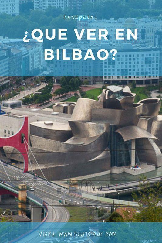 Bilbao, que ver en un dia, España, Pais Vasco