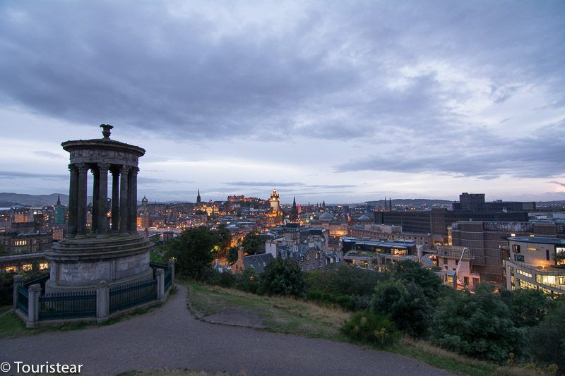 what to see and do in Edinburgh