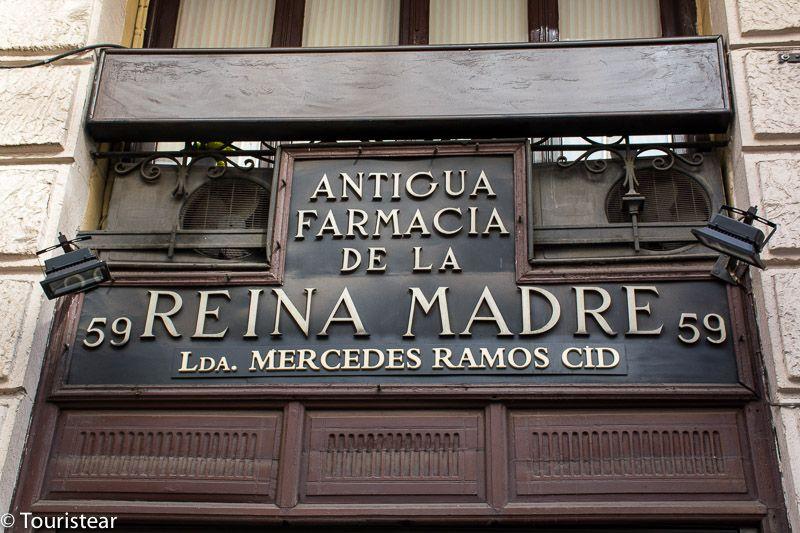 botica reina madrid - Madrid