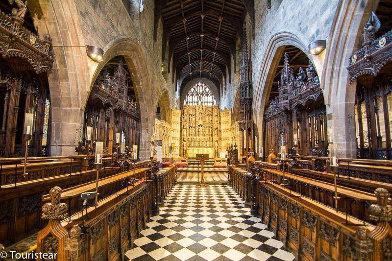 catedral de newcastle